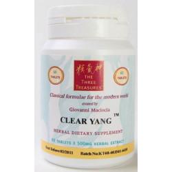 Clear Yang (Limpar o Yang)