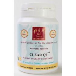 Clear Qi (Limpar o Qi)