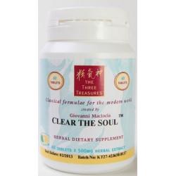 Clear the Soul (Limpar a Alma)