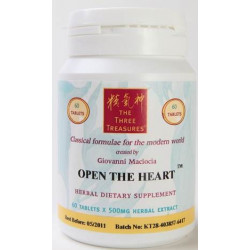 Open the Heart (Abrir o...